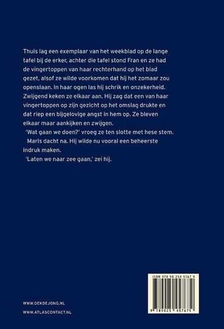 Zwarte schuur : roman