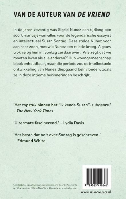 Sempre Susan : herinneringen aan Susan Sontag