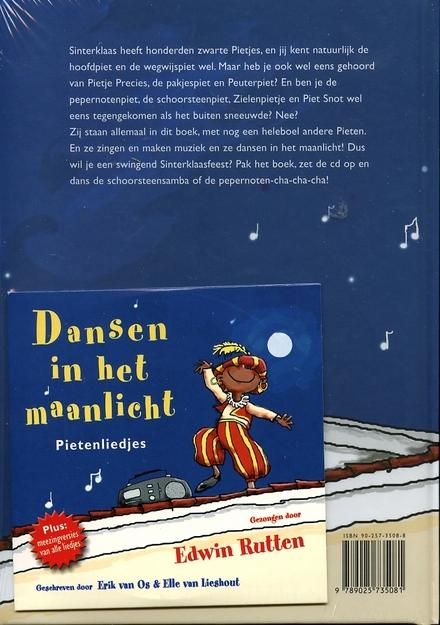 Dansen in het maanlicht : Pietenliedjes
