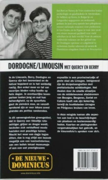 Dordogne, Limousin, met Quercy en Berry