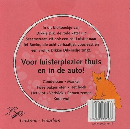 Dikkie Dik : het roze blokboekje