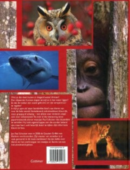 Kijk je ogen uit! : de mooiste dierenfoto's