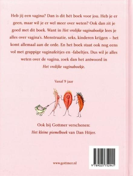 Het vrolijke vaginaboekje
