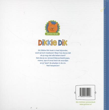 Dikkie dik meeleesboek
