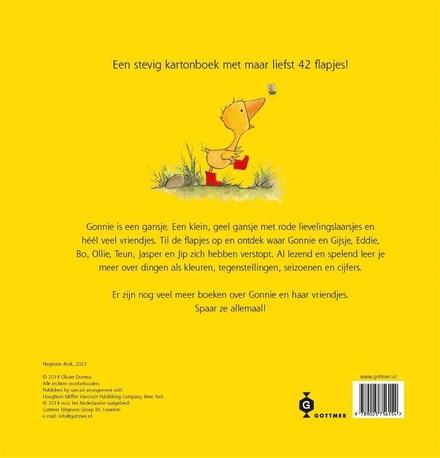Gonnie & vriendjes in ganzenpas : een flapjesboek