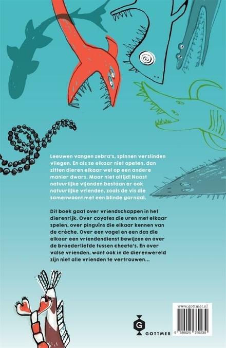 De grondel & de garnaal en andere vreemde vriendschappen in het dierenrijk