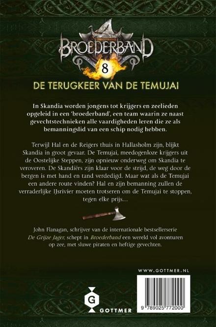 De terugkeer van de Temujai