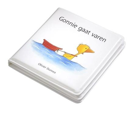 Gonnie gaat varen : badboekje