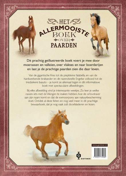 Het allermooiste boek over paarden