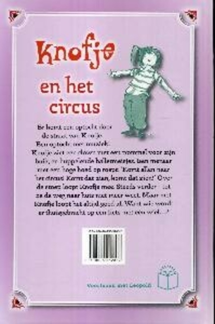 Knofje en het circus