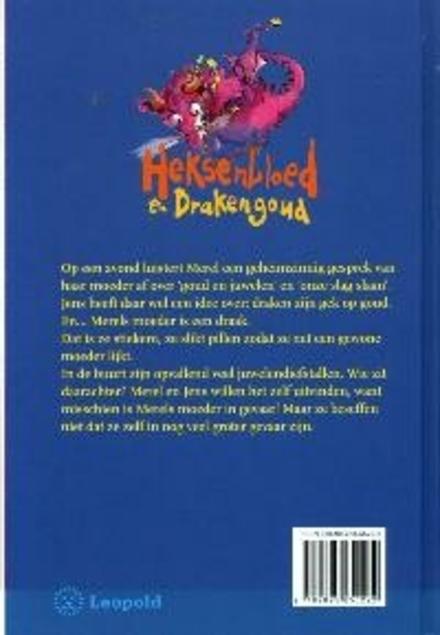Heksenbloed en drakengoud