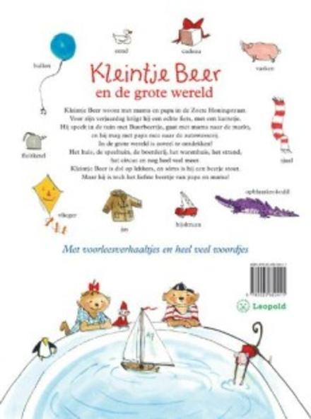 Kleintje Beer en de grote wereld : mijn eerste woordjes- en verhaaltjesboek