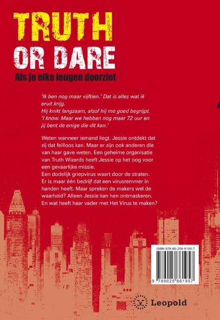 Truth or dare : als je elke leugen doorziet