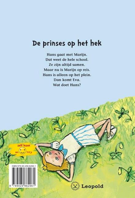 De prinses op het hek