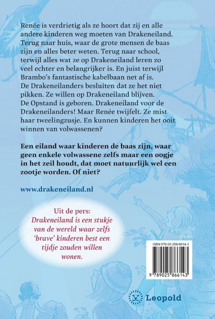 Drakeneiland in opstand