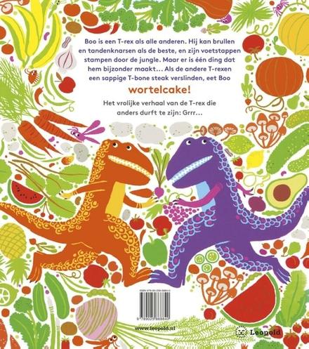Grrroentosaurus : de dino die het liefst worteltjes eet!