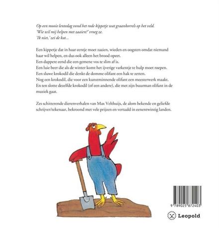 Het rode kippetje : zes dierenverhalen