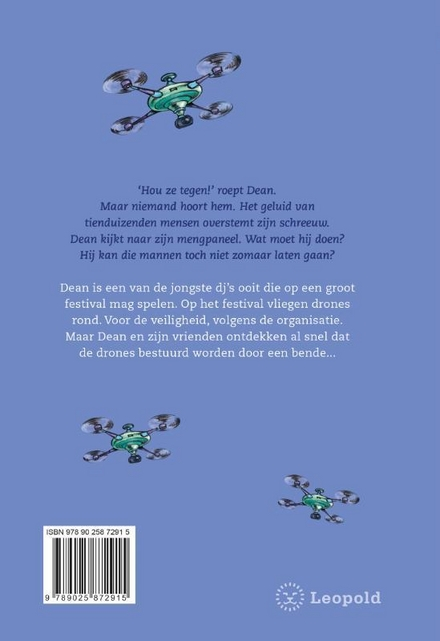 Jacht op de dronedieven