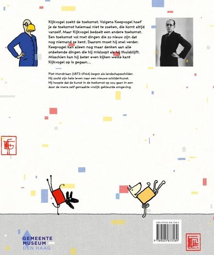 Keepvogel en Kijkvogel : in het spoor van Mondriaan
