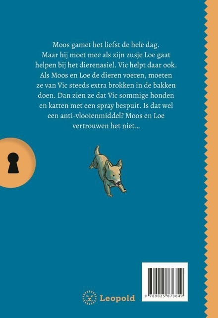 Het geheim van het dierenasiel