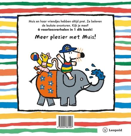 Het mooiste voorleesboek van Muis : 6 vrolijke verhalen