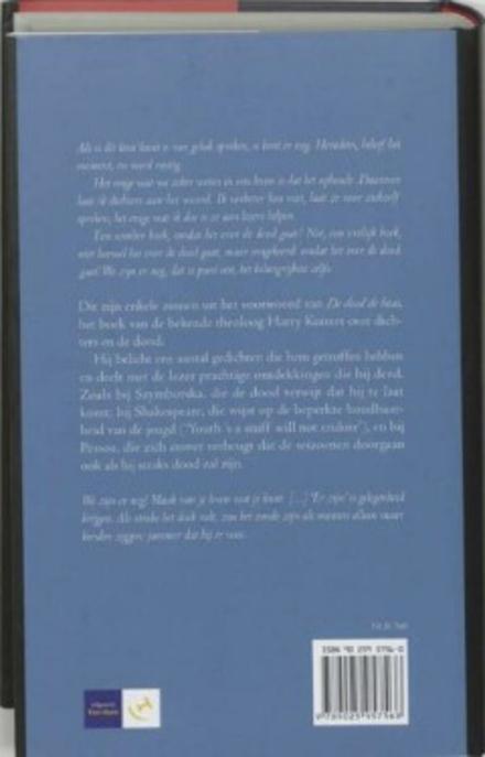 De dood de baas : gedichten belicht voor je begrafenis