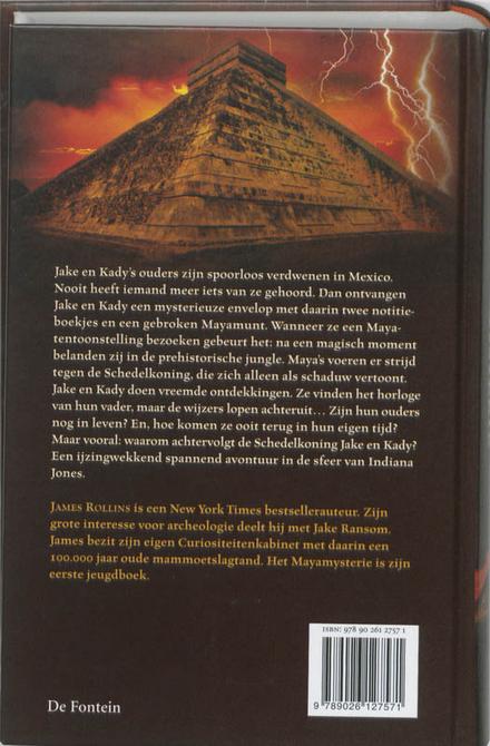 Het Mayamysterie