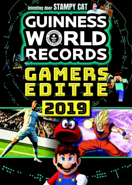 Guinness World Records : gamer's edition. 2019