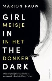 Meisje in het donker