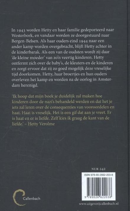 Hetty : ik was veertien en zat gevangen in Bergen-Belsen