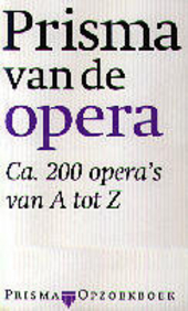Prisma van de opera