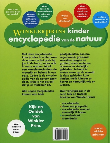 Encyclopedie van de natuur