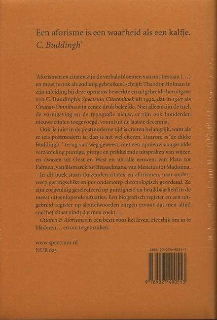 Citaten en aforismen
