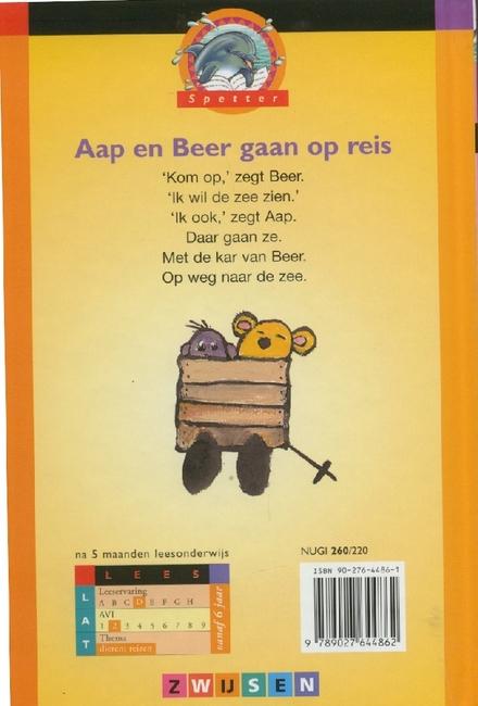 Aap en Beer gaan op reis