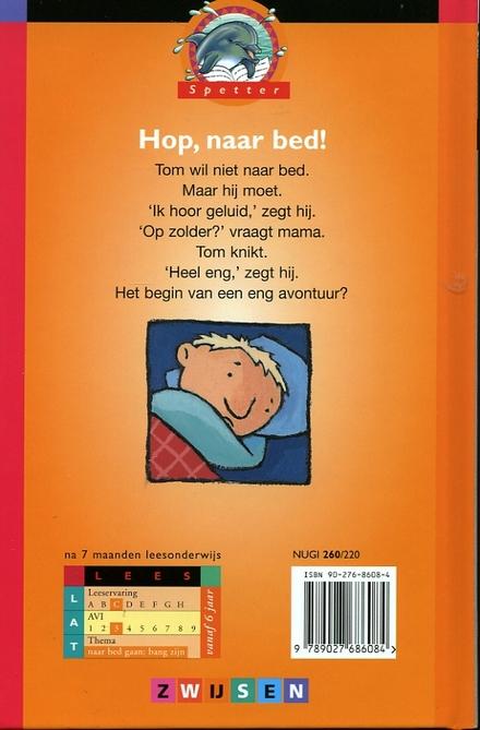Hop, naar bed !