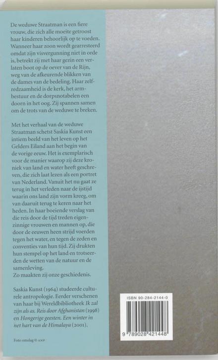 De visvergunning van de weduwe : kroniek van land en water