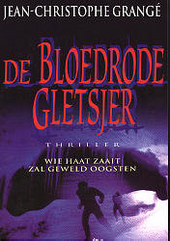 De bloedrode gletsjer