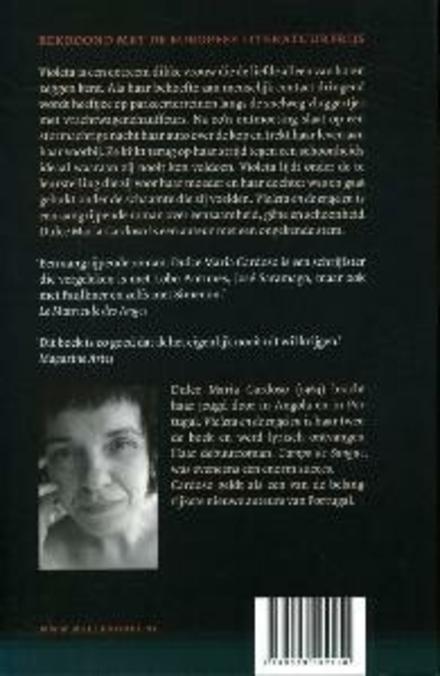 Violeta en de engelen : roman