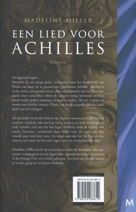 Een lied voor Achilles : roman