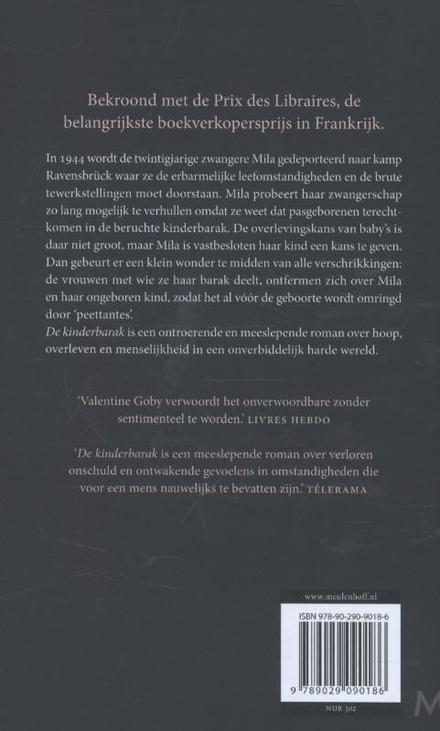 De kinderbarak : roman