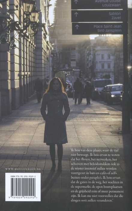 Brussel : roman