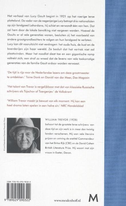 Het verhaal van Lucy Gault : roman