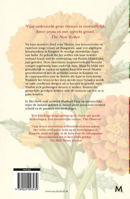 Het verre veld : roman