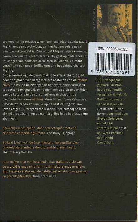 Millenniummensen : roman