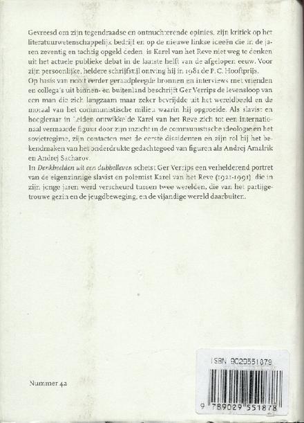Denkbeelden uit een dubbelleven : biografie van Karel van het Reve