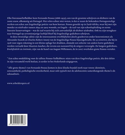 Heimwee naar vereeuwiging : de Engelse gedichten