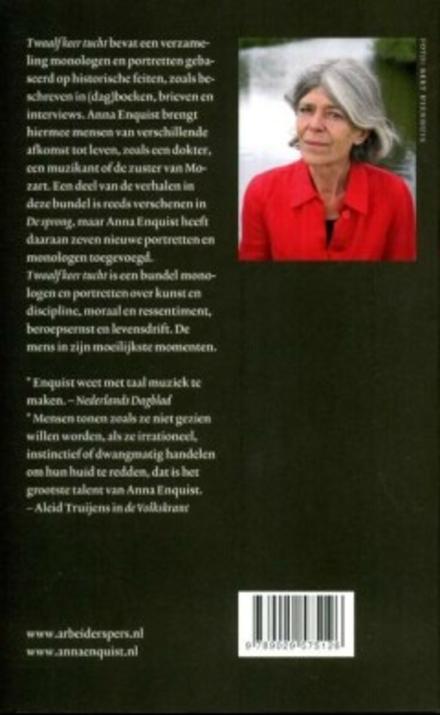 Twaalf keer tucht : monologen en portretten