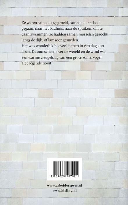 Het badhuis : roman