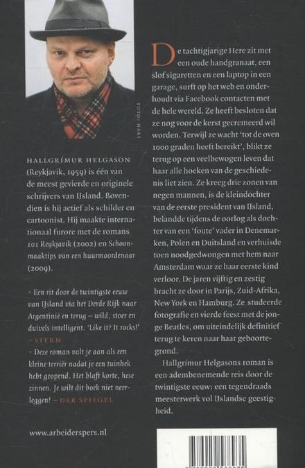 Een vrouw op 1000 graden : uit de memoires van Herbjörg Maria Björnsson