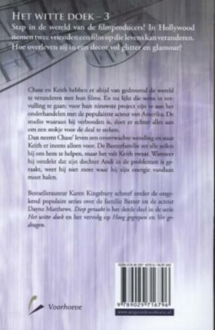 Diep geraakt : roman